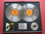 ELVIS PRESLEY - Aloha From Hawaii PLATINUM DOUBLE LP & CD